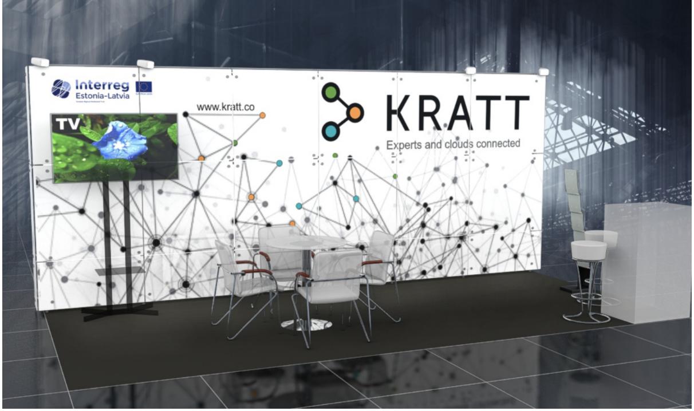 Kratt.co stand